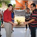 Prefeitura inaugura ESF em Valão do Barro, Segundo Distrito de São Sebastião do Alto