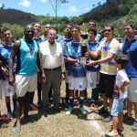 São Sebastião do Alto sedia Torneio de Futebol Sub 17, Região Serrana B