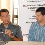 Promovido em São Sebastião do Alto o Café da Manhã Comunitário do 36° Batalhão de Polícia Militar em parceria com a prefeitura