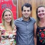 Prefeita de Sao Sebastiao do Alto encontrou com oSecretario de Estado de Esportes Marco Antonio Cabral 3